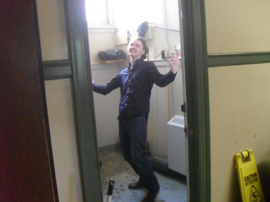 In The Janitoru0027s Closet By Technicolor Magician ...