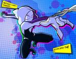 Spiderverse: Spider-Gwen