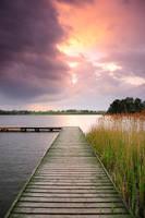 At the lake by Buszujacy-w-zbozu