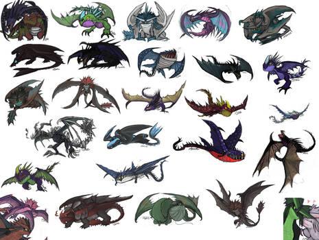 Dragon requests