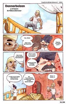 Donnerbolzen Pagina 01