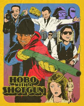 Hobo with a Shotgun -Color-