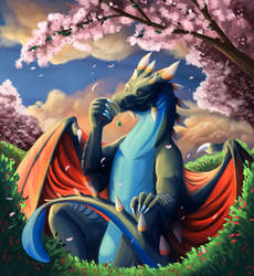 Tea Dragon Big