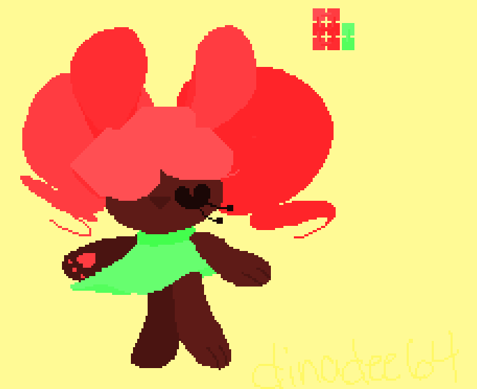 Little Bunny by DinaDee64