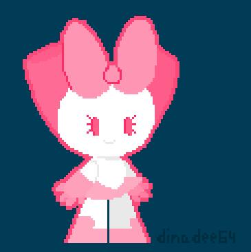 Robot Girl by DinaDee64