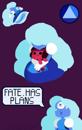 Sapphire by DinaDee64