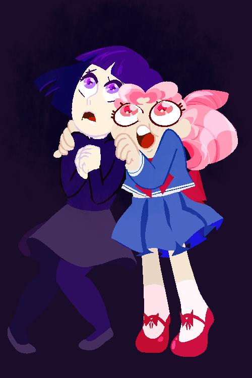 AAAHHHHH    ? by DinaDee64