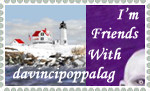 davincipoppalag stamp by David-A-Wagner