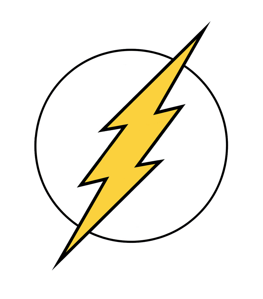 The Flash Symbol By Xurwin On DeviantArt