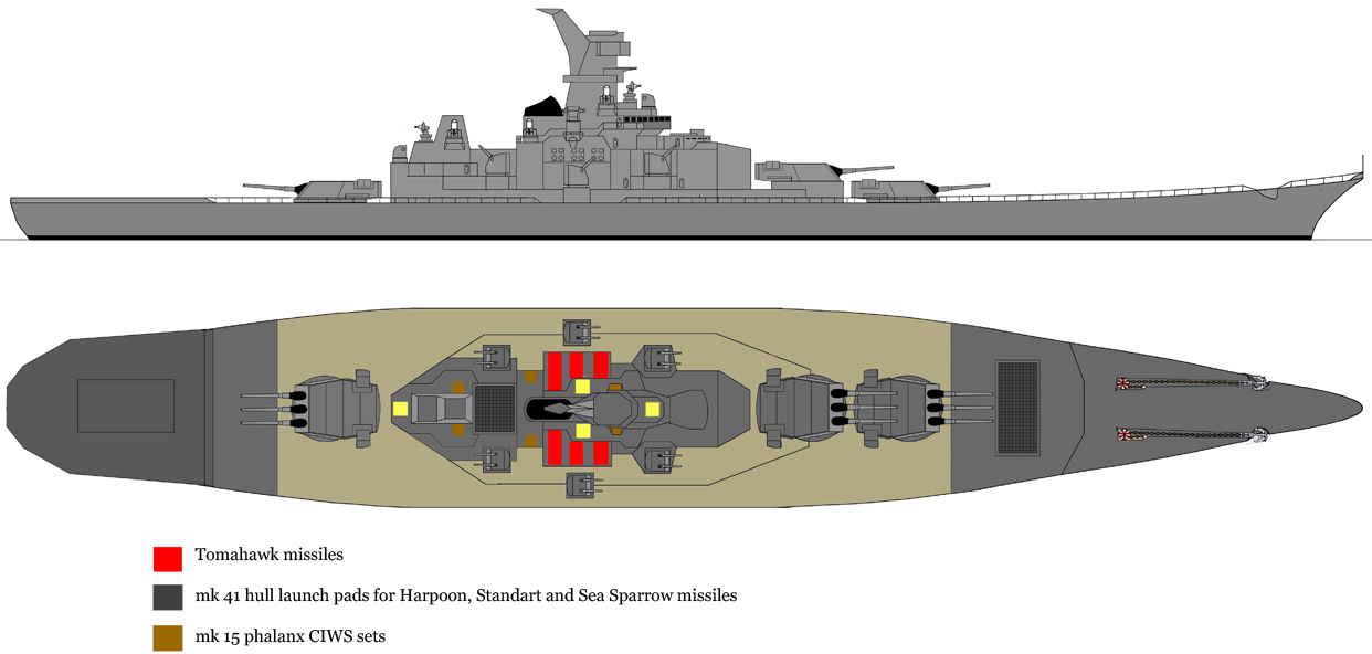 Battleship final design by Darkheart1987 on DeviantArtModern Battleship Design