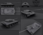 Super Heavy Tank Design