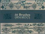 Ornaments Brushes III