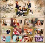 Red Velvet - Ice Cream Cake Folders