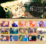 SHINee Odd Folders