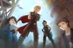 Thor Ragnarok: Immigrants