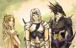 Rosa, Cecil, Kain