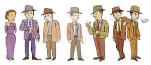 detectives n co
