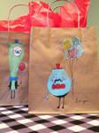 Gentleman Gift Bags