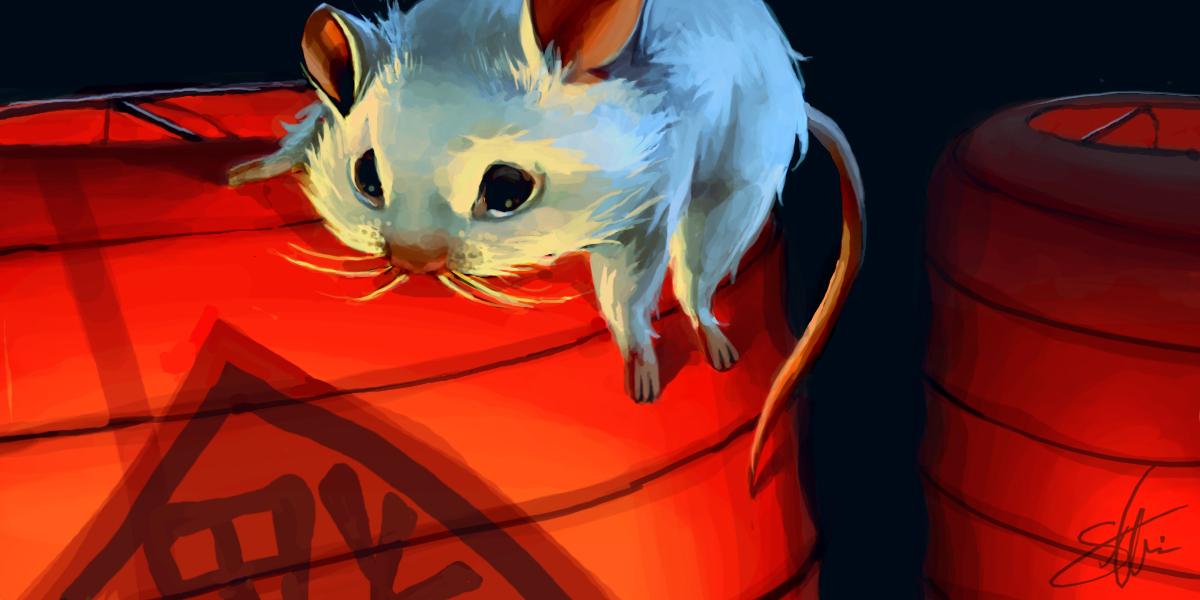 Year of the Rat 2008 by RainChilD18