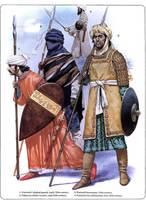 muslim warriors 0 by byzantinum