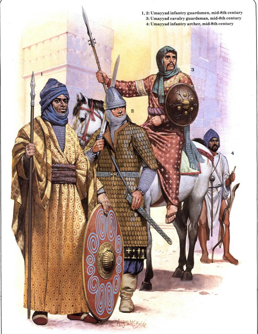 saracen warriors 2 by byzantinum on DeviantArt