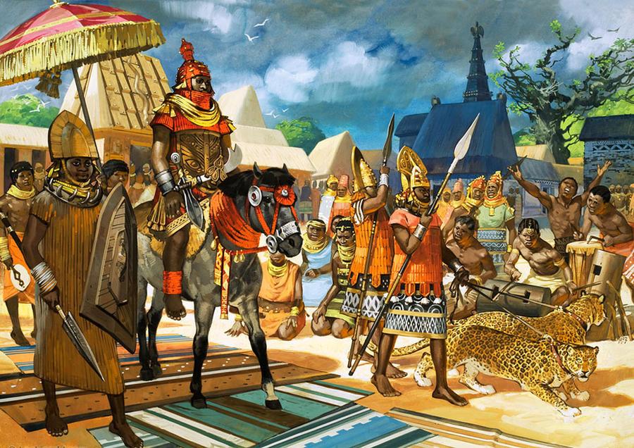 ancient africa 2 by byzantinum on DeviantArt