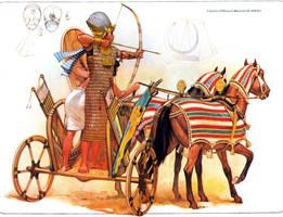 egyptian pharaoh by byzantinum