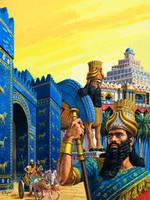 babylonian king by byzantinum