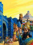 babylonian king