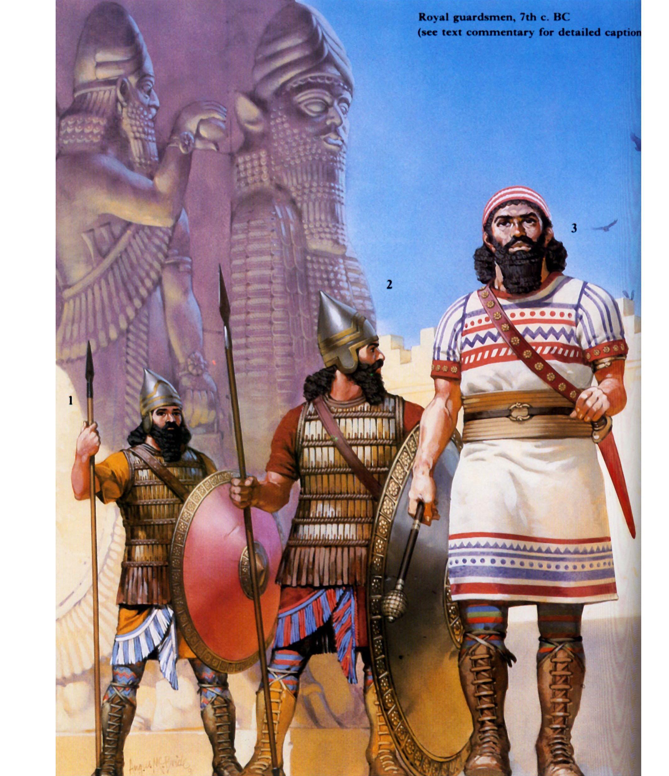 Neo-Assyrians v...