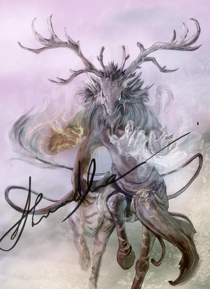 The Quimera by nemurutenshi-yue