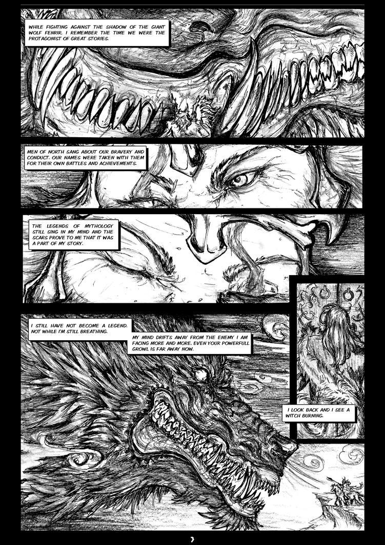 The Legends of Asgard: Pag3 by nemurutenshi-yue
