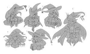 [CLOSED] AUCTION Witch Batch