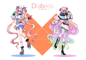 [CLOSED]AUCTION Diabeos Set6 by WhiteLie-Adopt