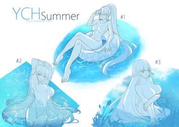 [OPEN3/3]YCH Set price Summer by WhiteLie-Adopt