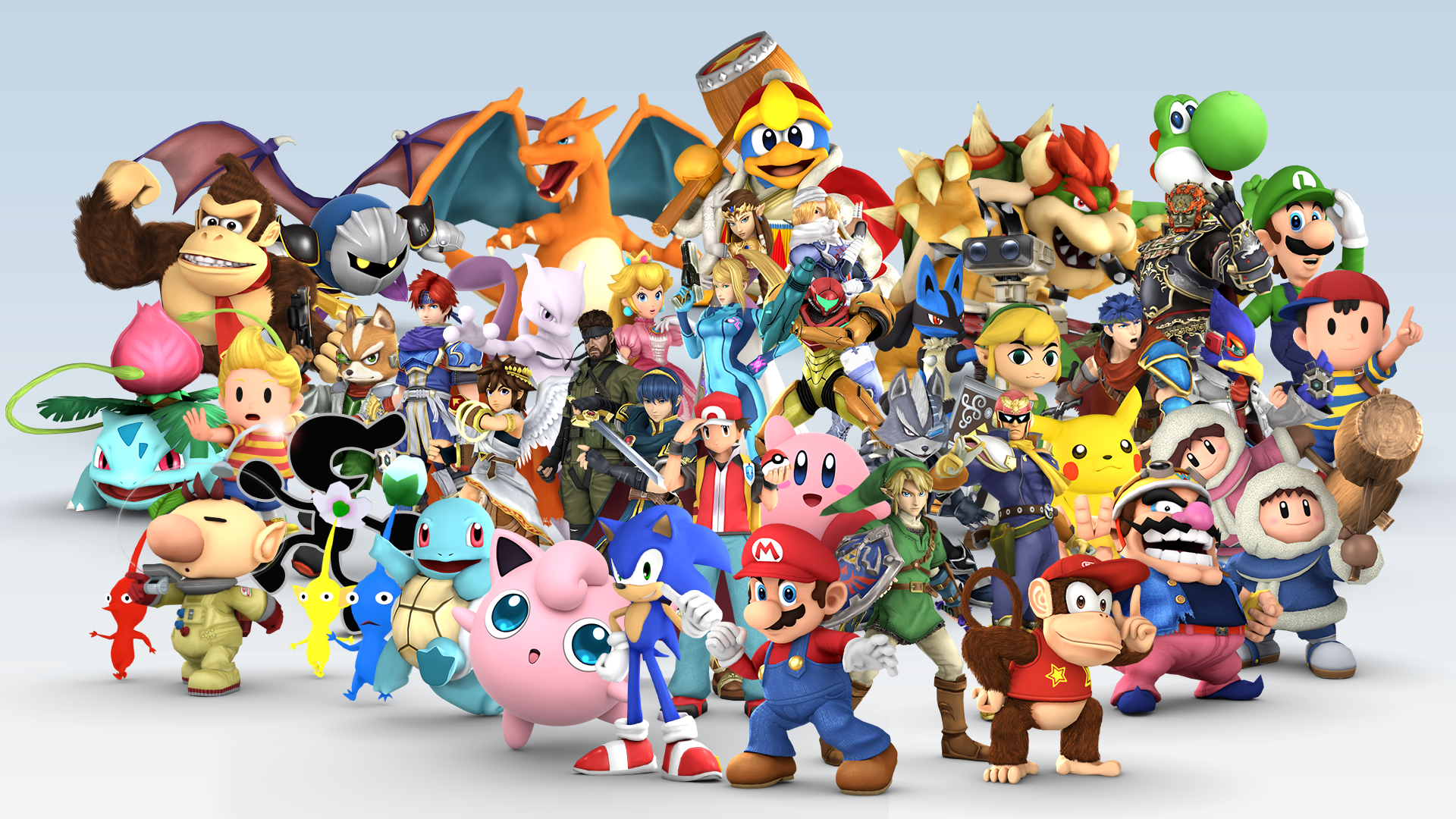 The Smash 3 Project by Tailsmiles249