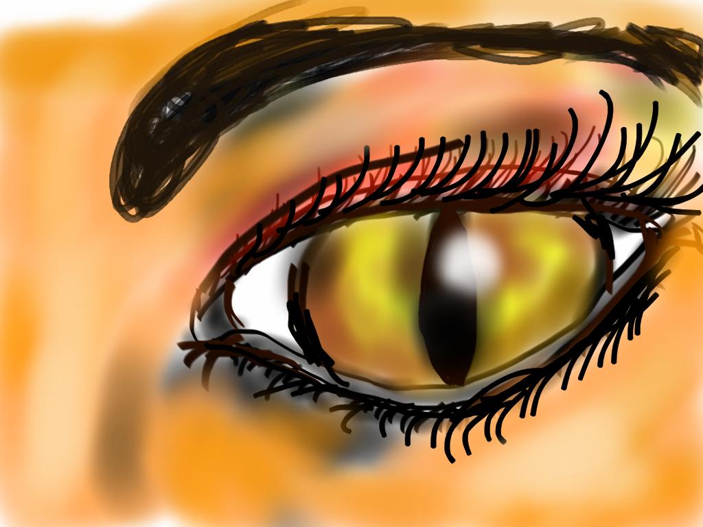 Eye by mansonfreak999