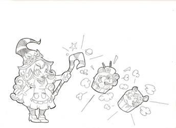 Pandarian Whimsy by Schnopszilla