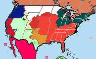 The Kennedy Survival: North America by OccamsBroadsword