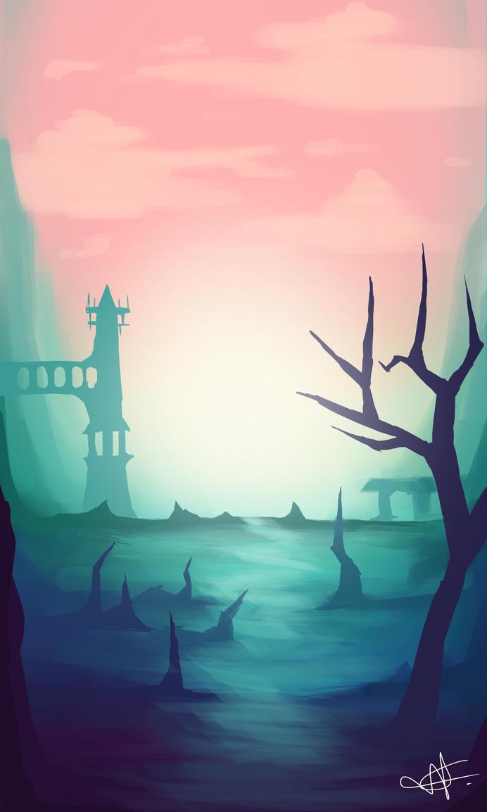 Escape Reality! by tiberiux77