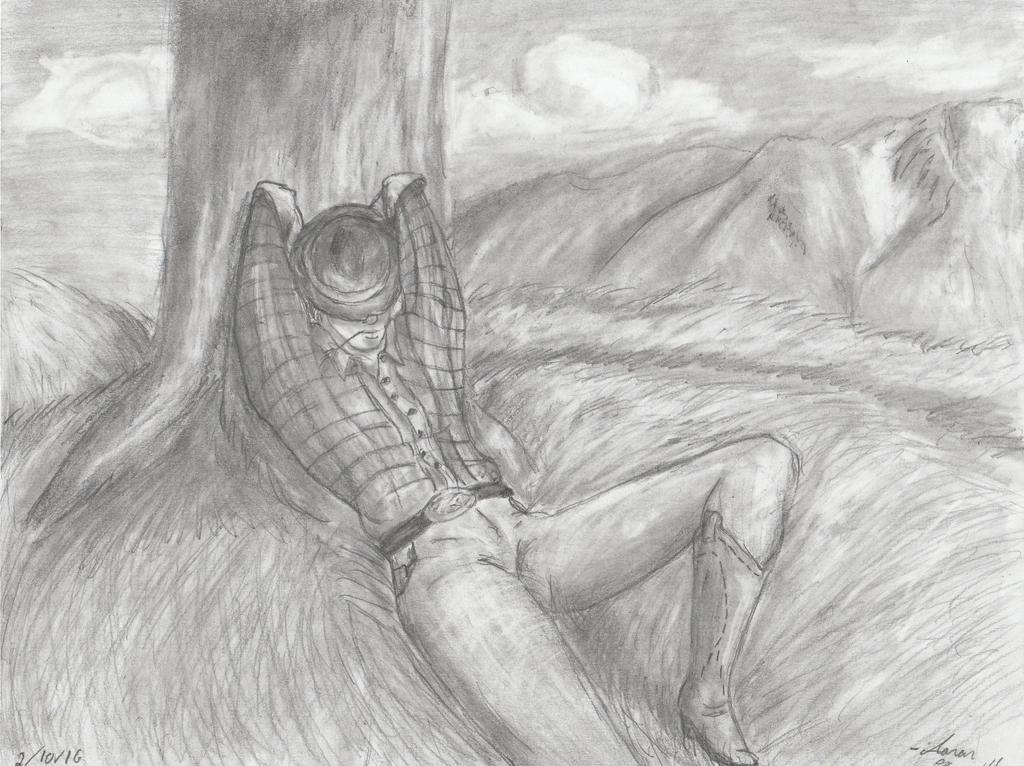 Lazy Days by Fenz-art