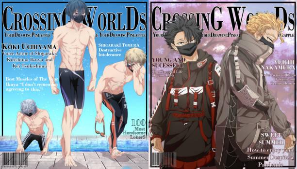 Crossover Magazin Cover Pt.2