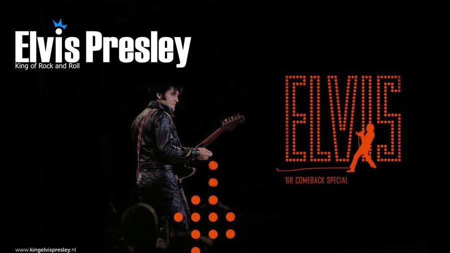 Elvis Presley Wallpaper 2 by CyCx on