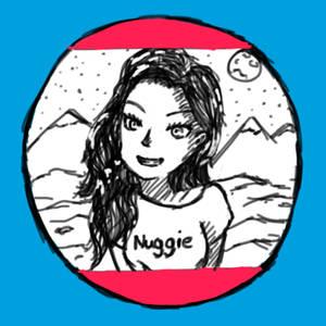 Nuggie pin
