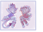 Simply Blaze and Amy