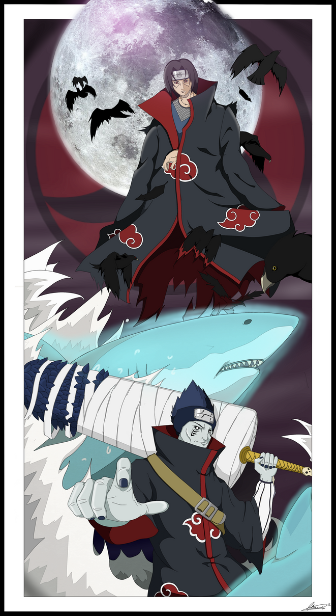 kisame and itachi relationship with god