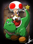 Sheriff Toad