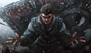 Ivar the Boneless by BourneLach