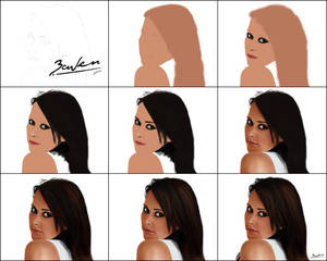 Angelic step by step by 3aven