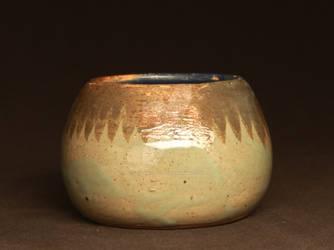 Five Bowls Series, Stoneware Clay, 2019